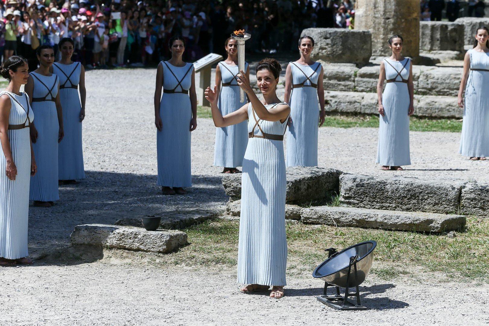 Olimpia, Greece