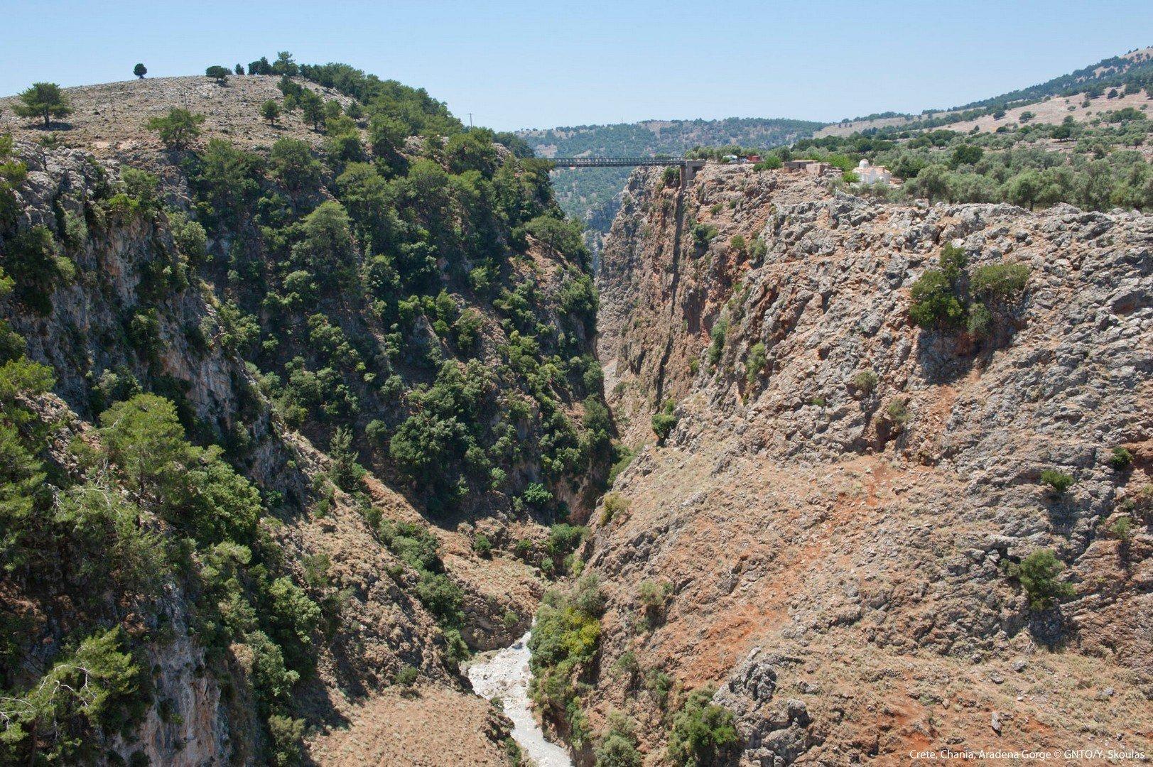 Aradena Gorge, Chania
