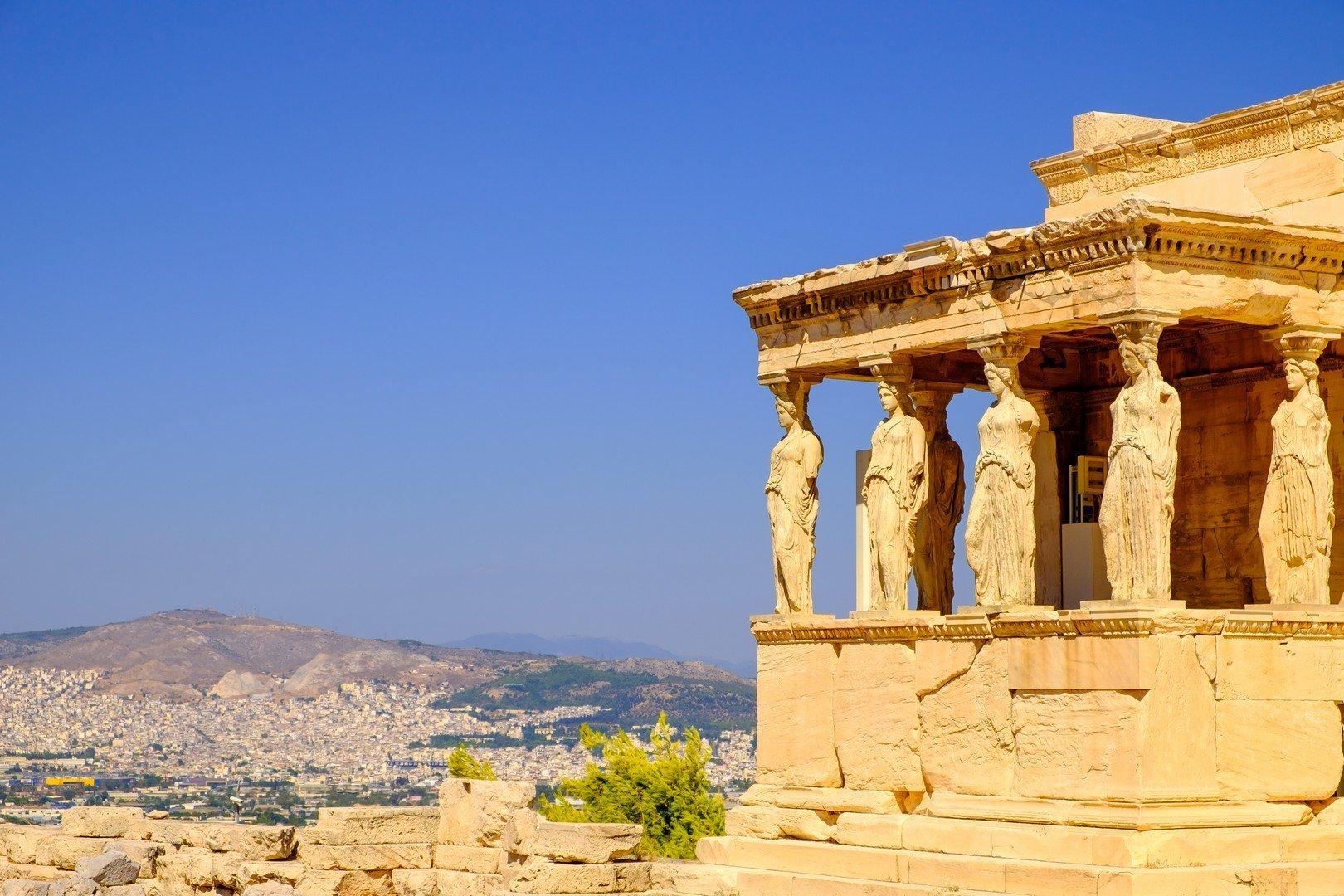 Erechtheion Acropolis Partenon