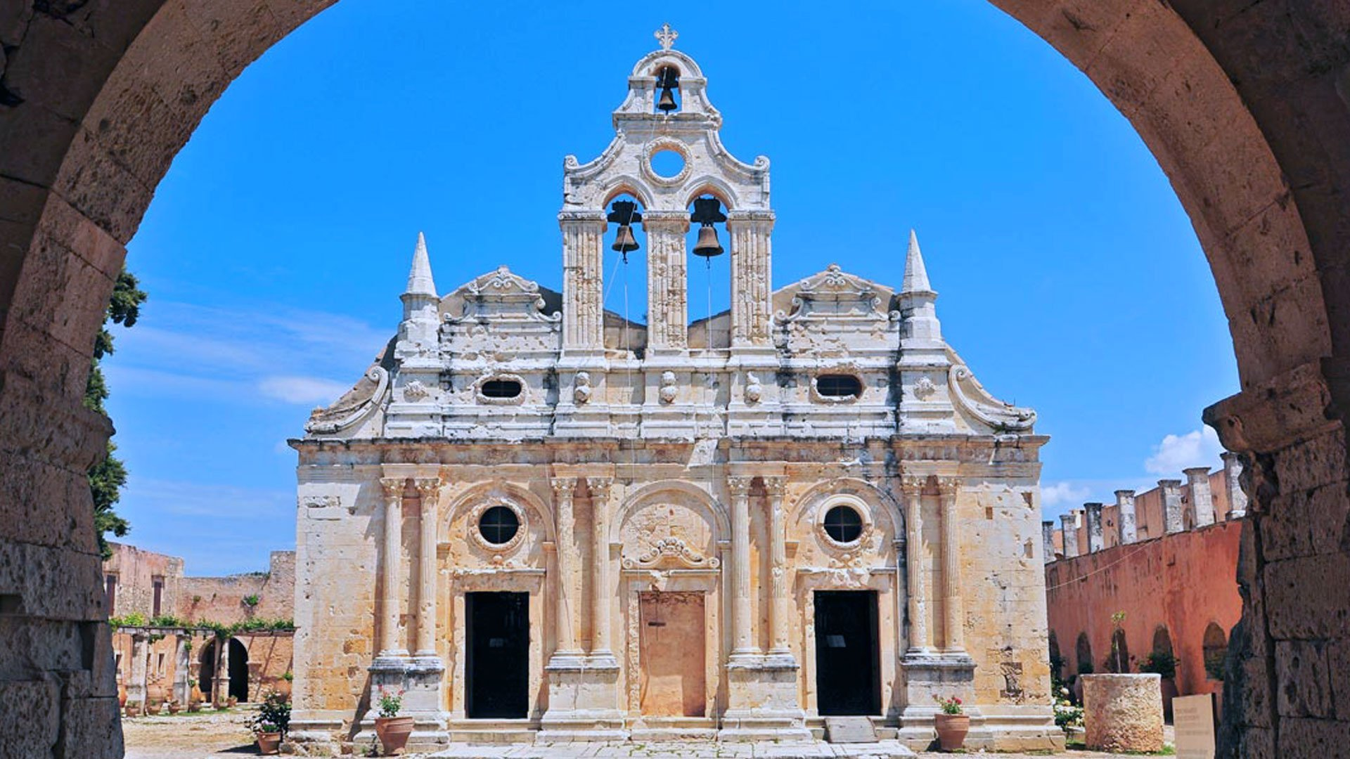 Monasterio-Arkadi-Rethymno