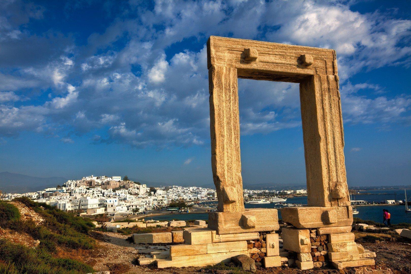 Portara - Naxos, Greece