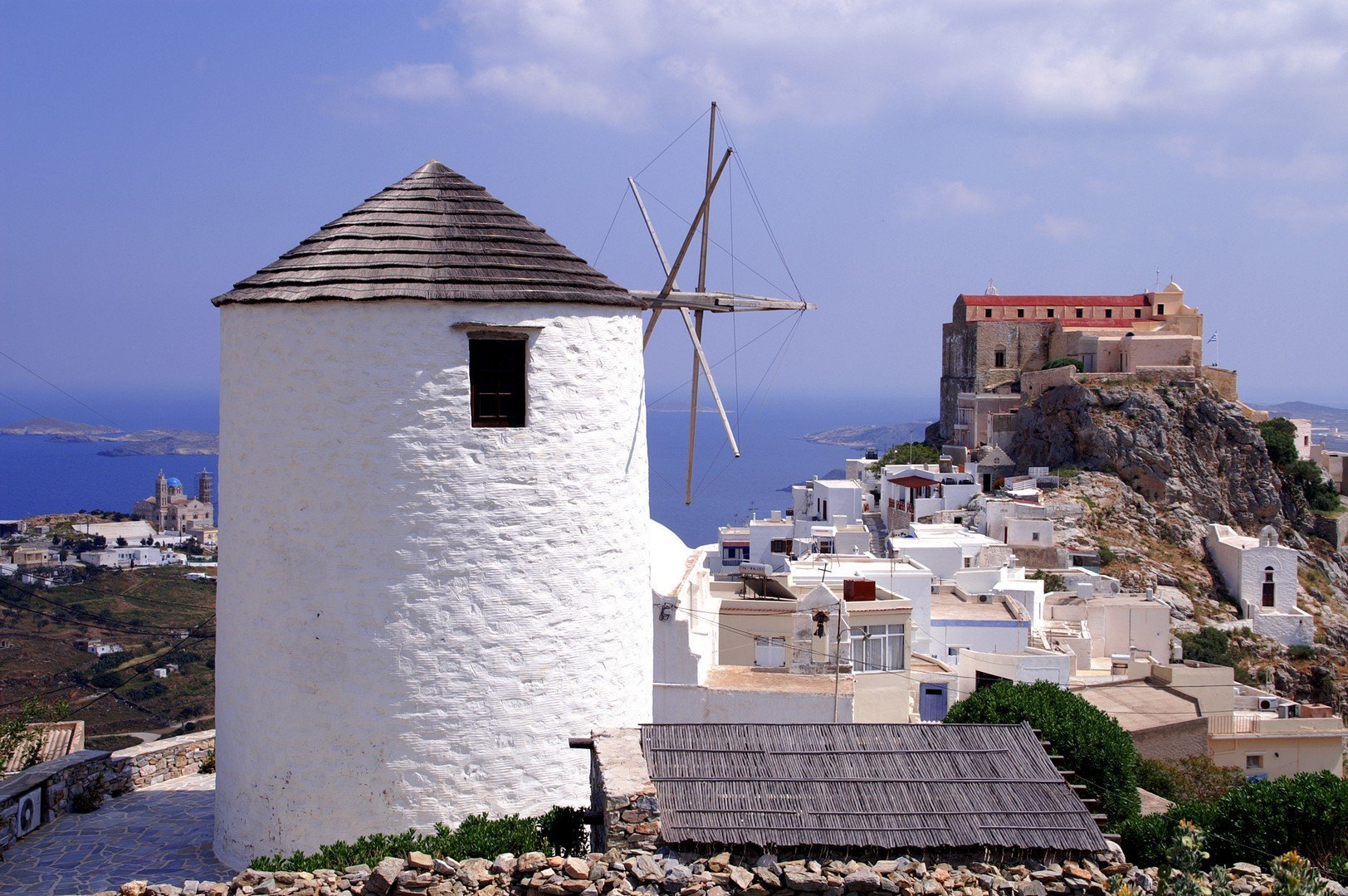 Moulin à Syros