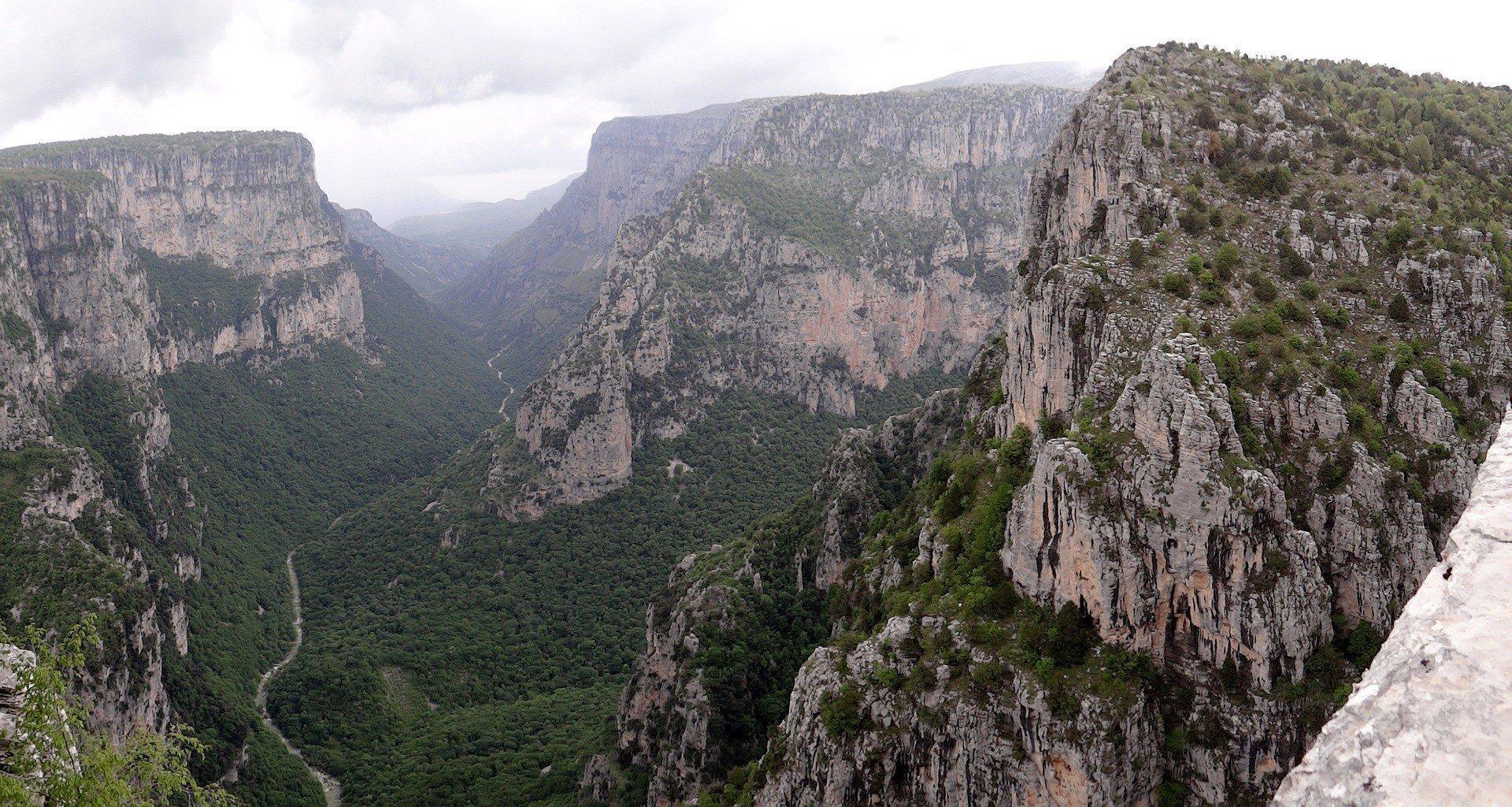 Zagori, Greece, Vikos Gorge