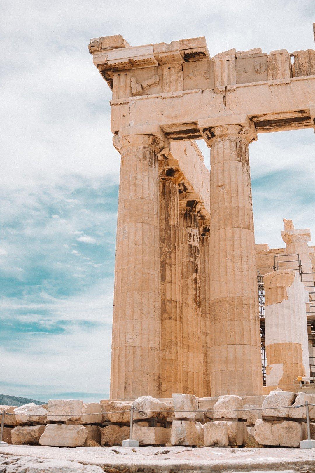 pAtenas, Athens, Partenon, Parthenon, Acropolisp