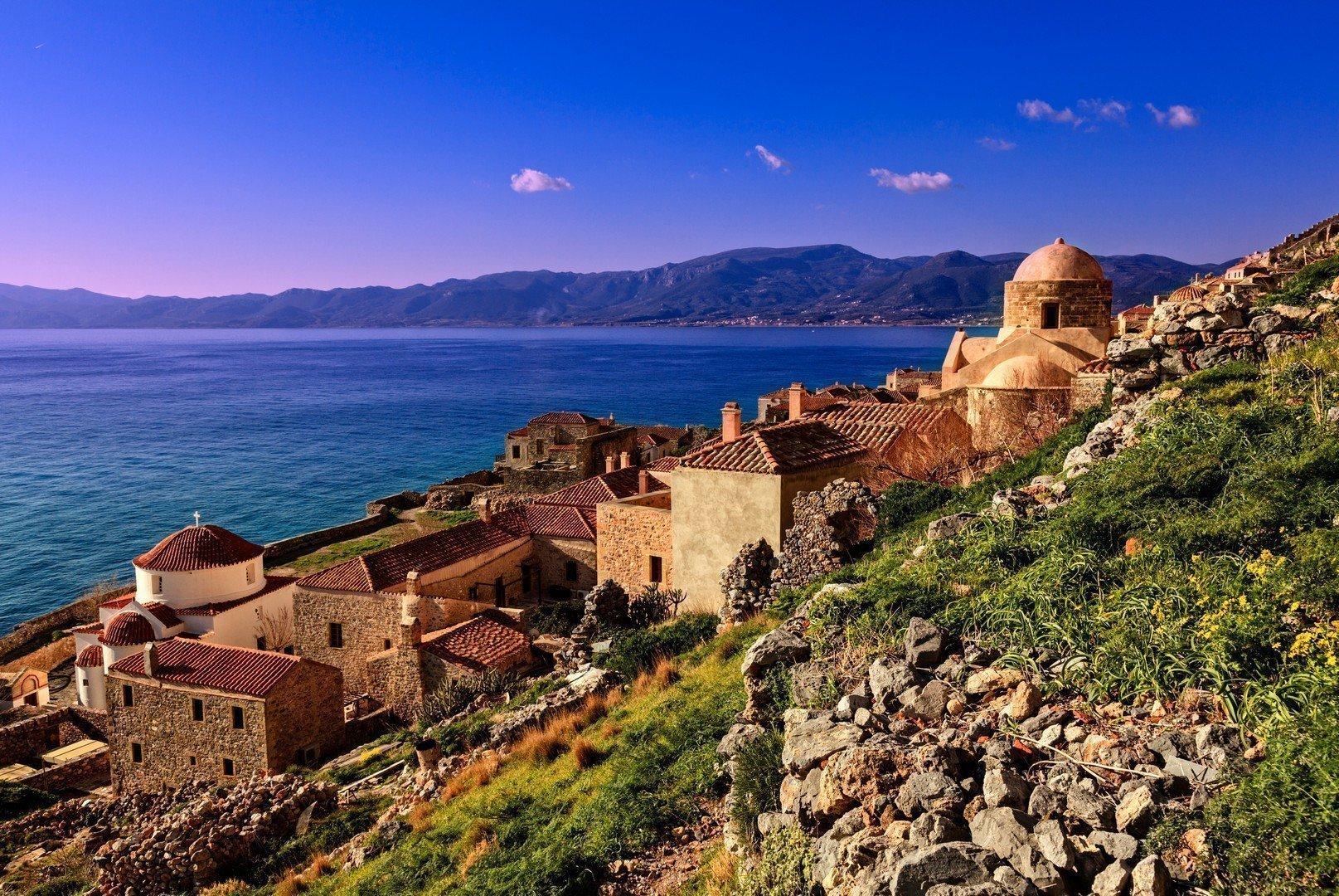 Monemvasia, Peloponnese, Peloponeso