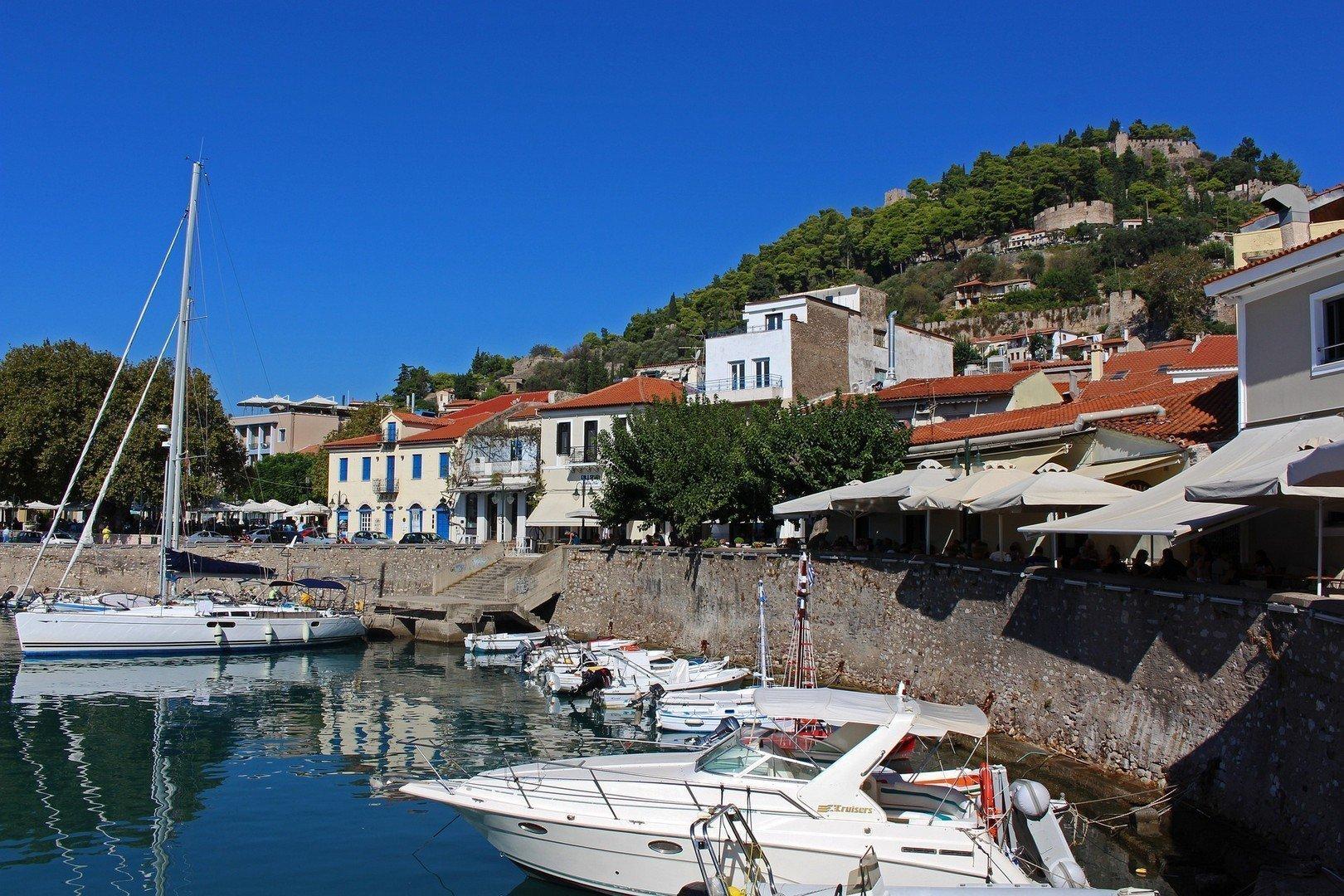 Lepanto (Nafpaktos), Greece