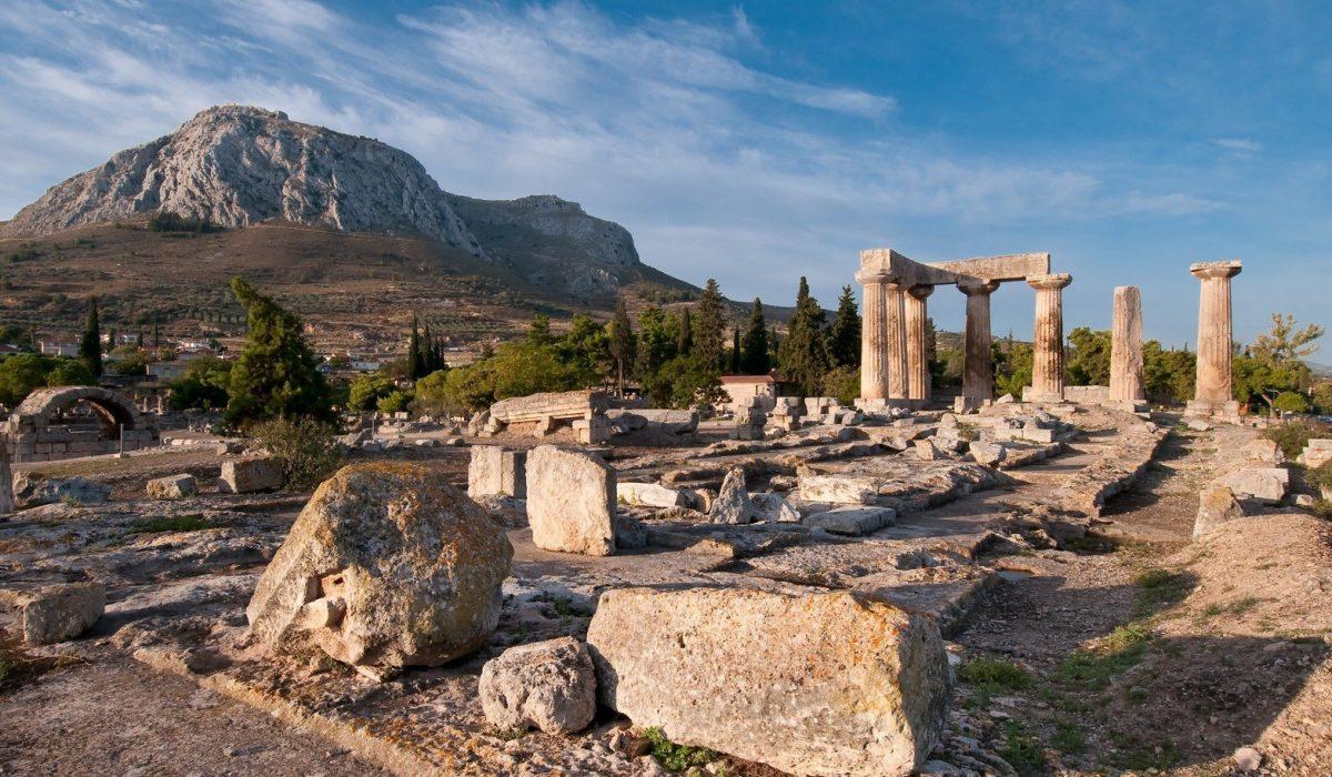 Antiguo Corinto