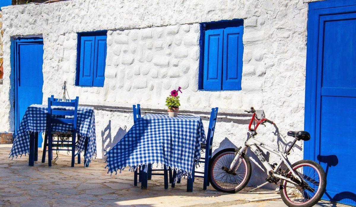 Kalimnos restaurante tipico