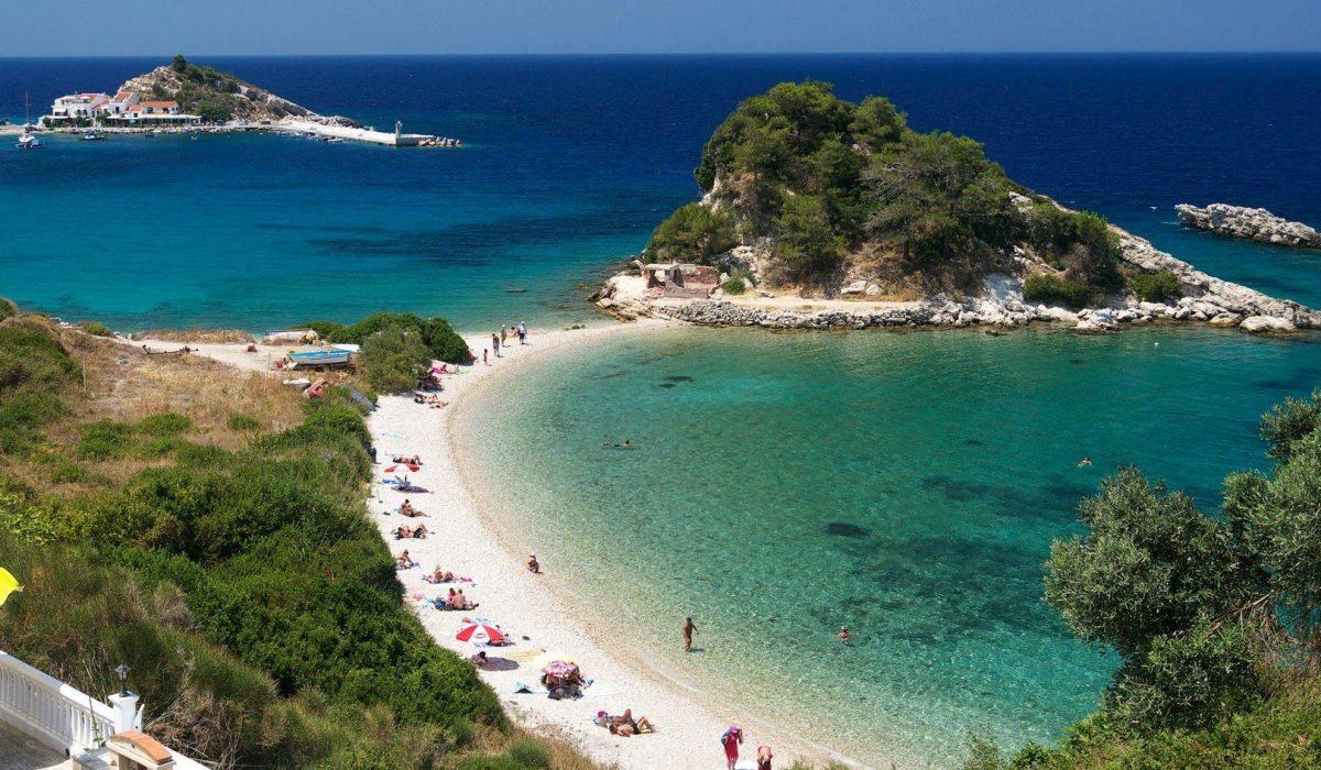 Kokkari, Samos, Grecia