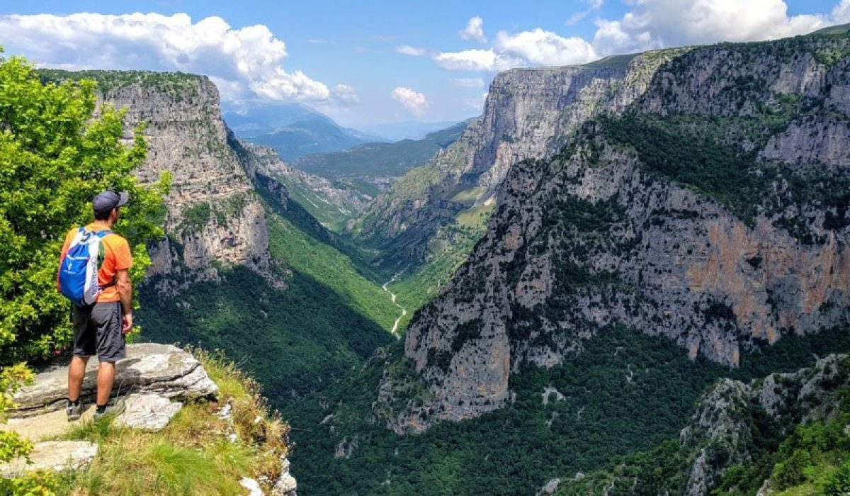 Vikos Gorge, Greece