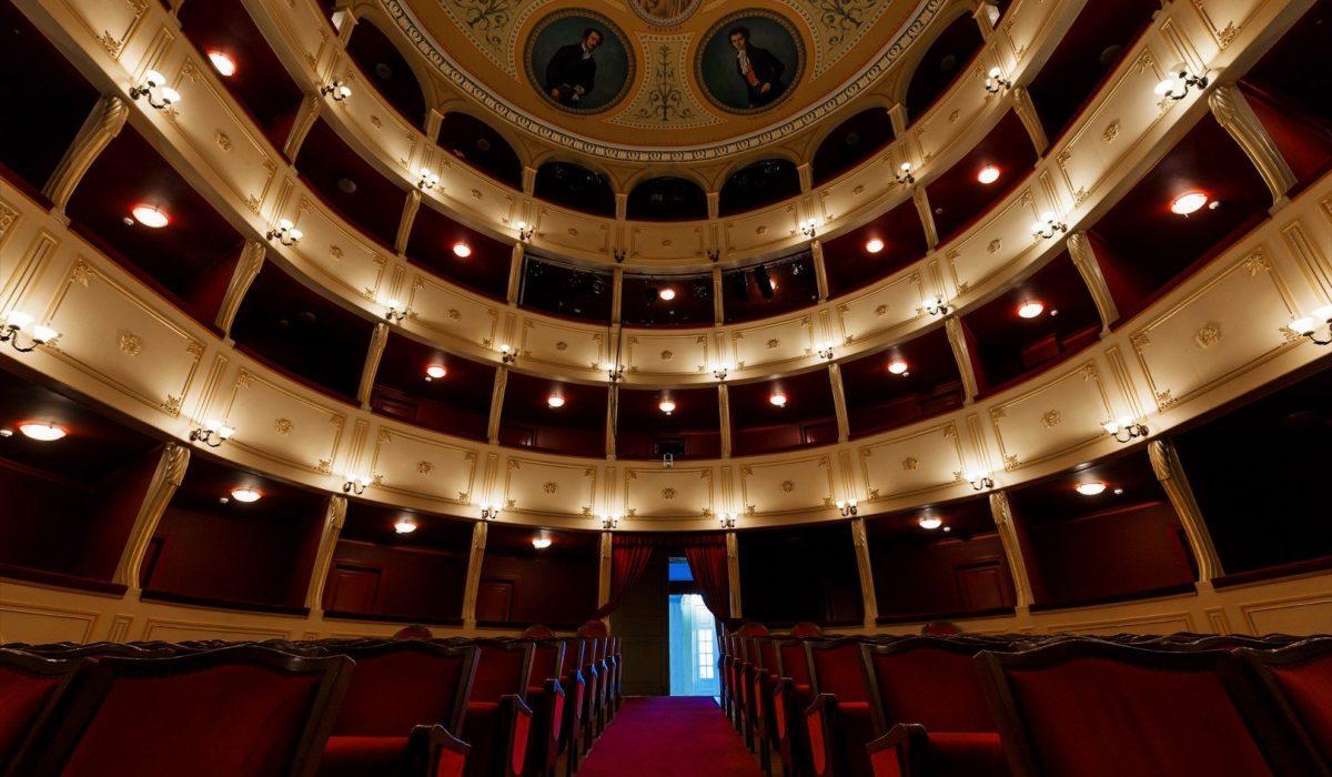 Syros_Interior of Apollo Theater