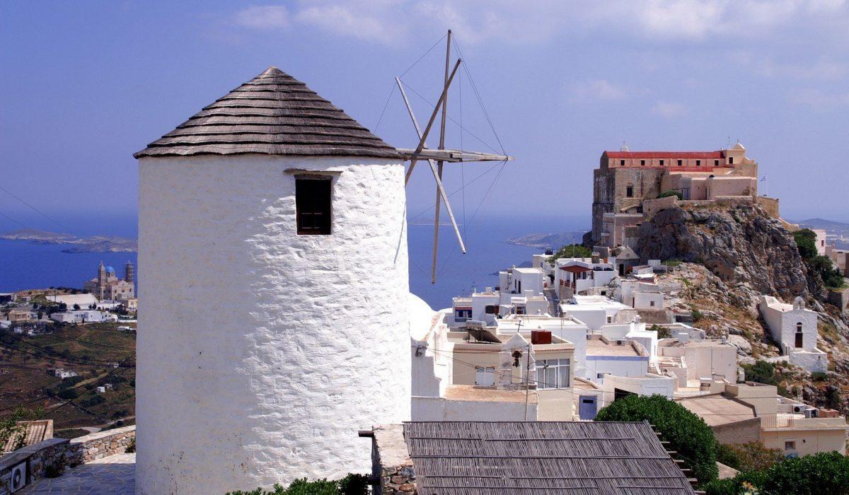 Moulin à Syros