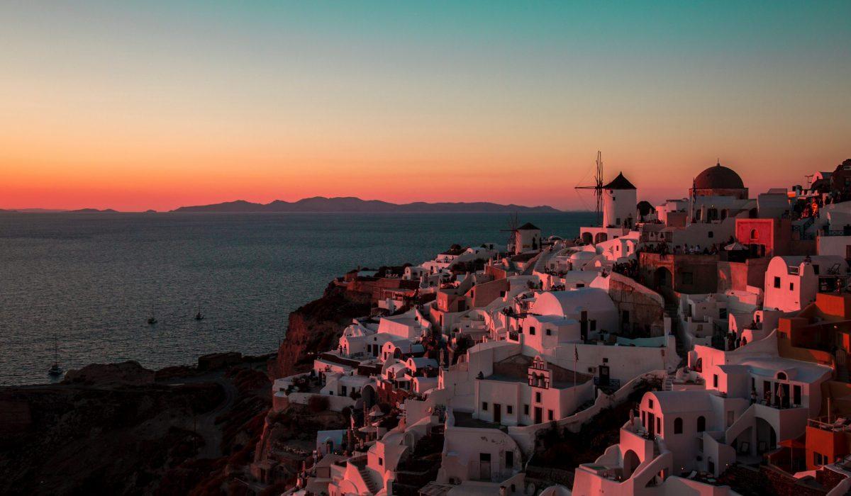 El momento más famoso en Grecia; donde lo idílico y lo romántico se tornan en realidad
